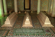 Saadian Tombs Marrakech Morocco 11609