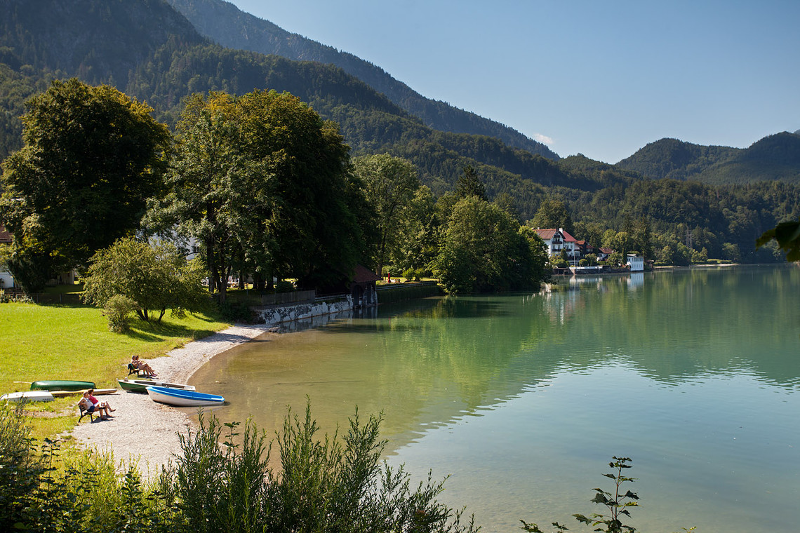 Kochelsee Lake Other Germany 12138